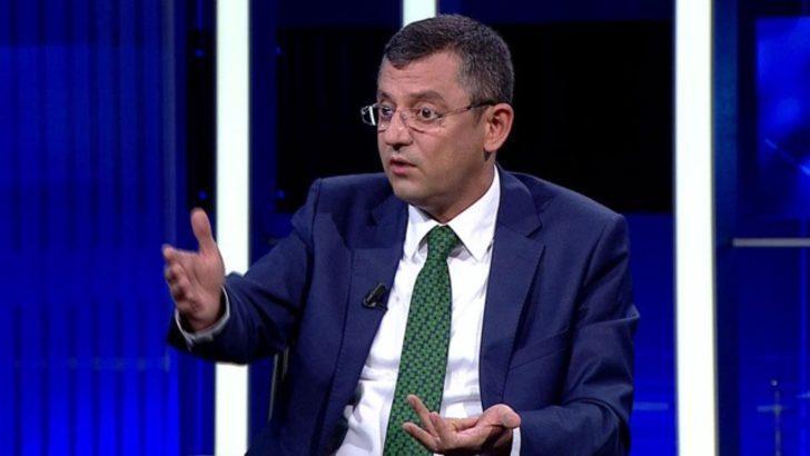 Özgür Özel Erdoğan ve İnce'nin oy farkını açıkladı