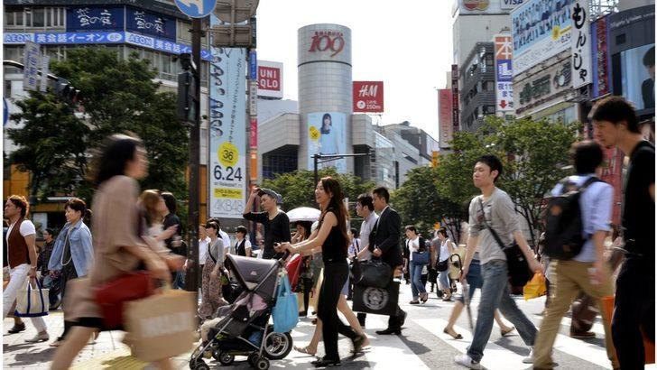 Japon ekonomisi yılın ilk çeyreğinde küçüldü