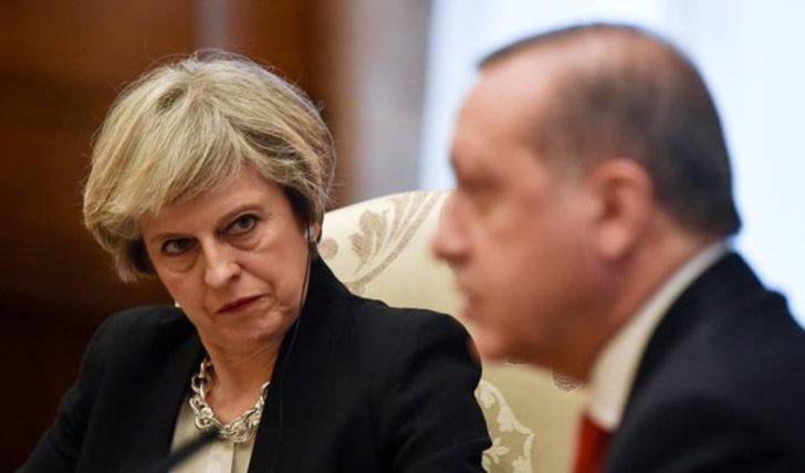 İngiliz Daily Telegraph: Erdoğan'ı ağırlamak İngiltere'nin çıkarına