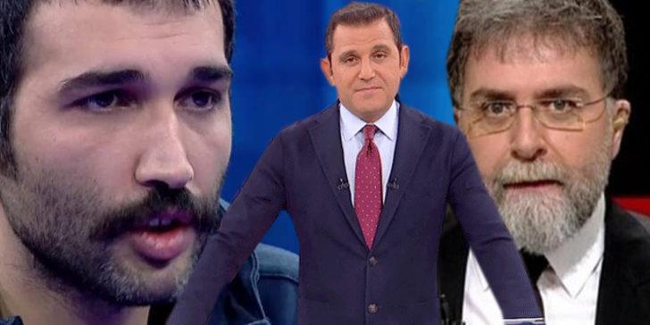 Barış Atay'ın gözaltına alınmasının ardından ünlü isimlerden Ahmet Hakan'a tepki
