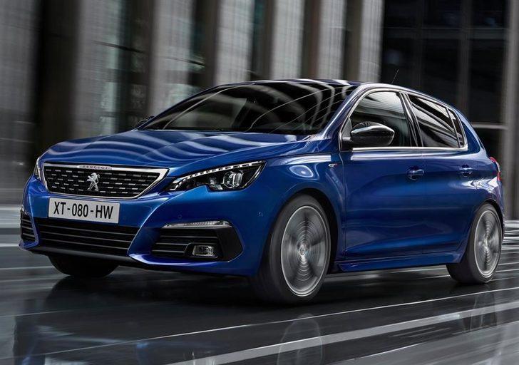6. Peugeot yeni 308 1.6 HDi (92 hp)