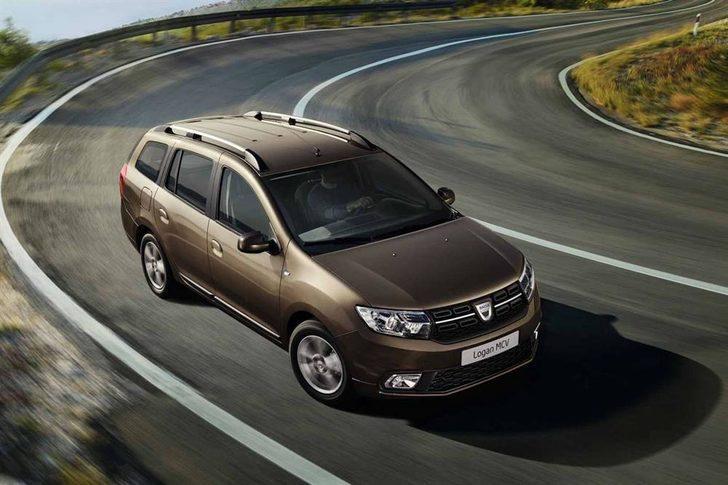 5. Dacia Logan MCV 1.5 dCi Start&Stop (90 hp