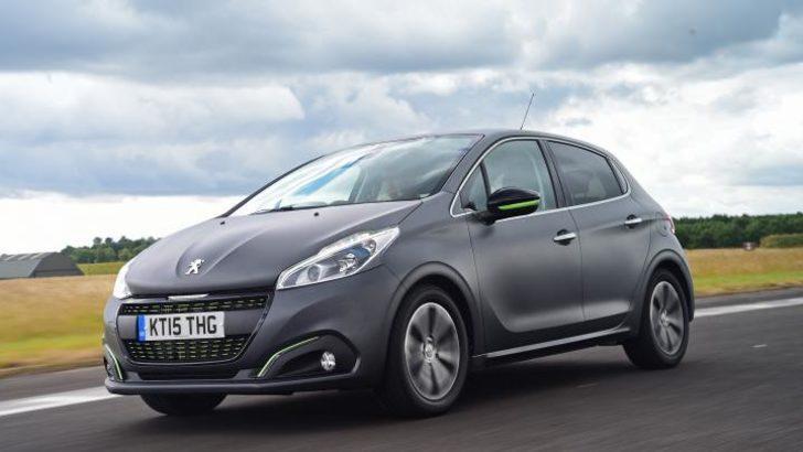 1. Peugeot 208 1.6 BlueHDi STOP&START Otomatik (100 hp)