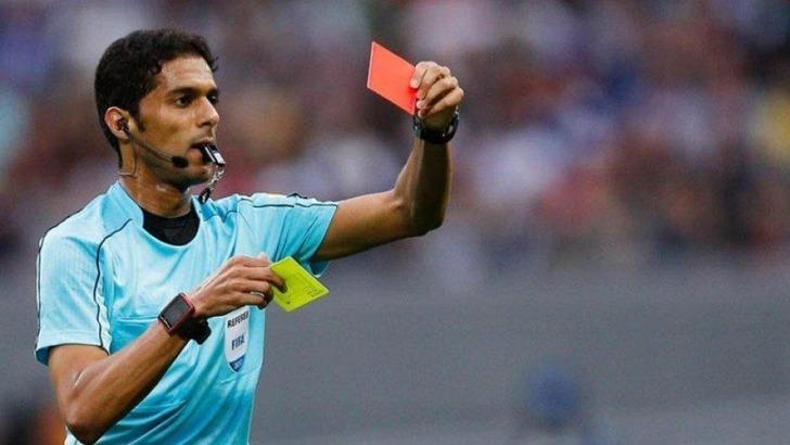 Dünya Kupası hakemi Fahad Al Mirdasi'ye ömür boyu men!