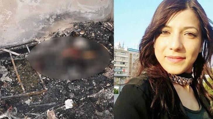İzmir'de tecavüze uğrayıp canice yakılan Sibel Çelik'in katil zanlısı halen kayıp!