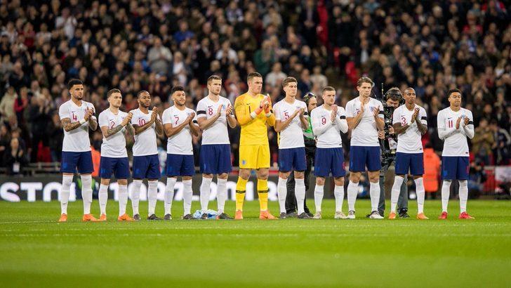 İngiltere, Dünya Kupası kadrosunu açıkladı