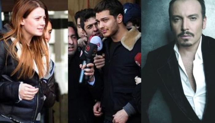 Son dakika: Çağatay Ulusoy ve Gizem Karaca'ya uyuşturucu davasında hapis şoku!
