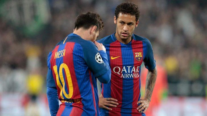 Messi: Neymar'ı Real Madrid'de görmek korkunç olur