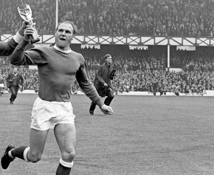 Everton efsanesi Ray Wilson hayatını kaybetti
