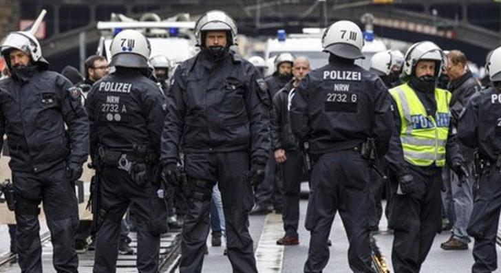 Almanya'da tartışma yaratan karar! Polis faşizmi yasalaştı