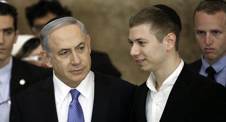 Netanyahu'nun oğlu, Instagram'da Türkiye'ye küfür etti