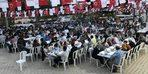 Ramazanın ilk iftarı açıldı
