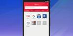 Android için Opera güncellendi!