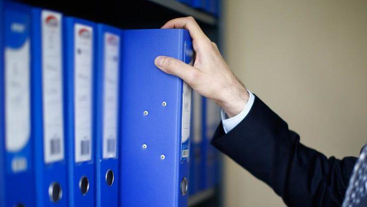 FETÖ sanığının ofisinde 'NATO Gizli' ve 'Gizli' ibareli 41 belge bulundu!