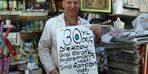30 yıldır oruç tutuyor! Nedeni ise...