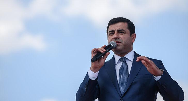 24 Haziran seçimlerine hazırlanan Selahattin Demirtaş mal varlığını açıkladı