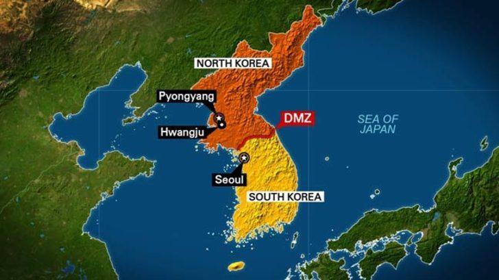 Kuzey Kore'den Güney Kore'ye suçlama!