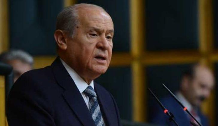 MHP lideri Bahçeli, Yenikapı mitingine katılacağını açıkladı