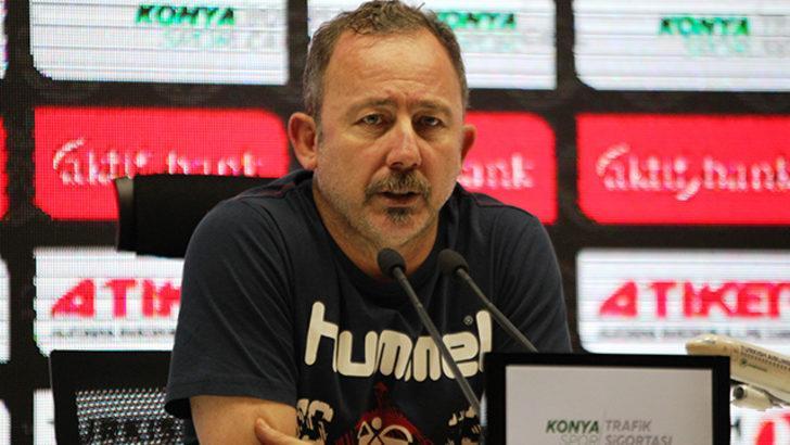 Atiker Konyaspor Sergen Yalçın'la yola devam etmek istiyor