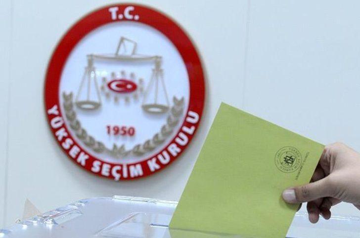 YSK, ilçe seçim kurulu başkanı hakimler için HSK'yı adres gösterdi