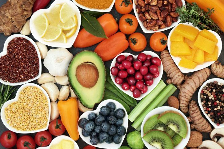 Beslenmenizde değişiklikler yapın