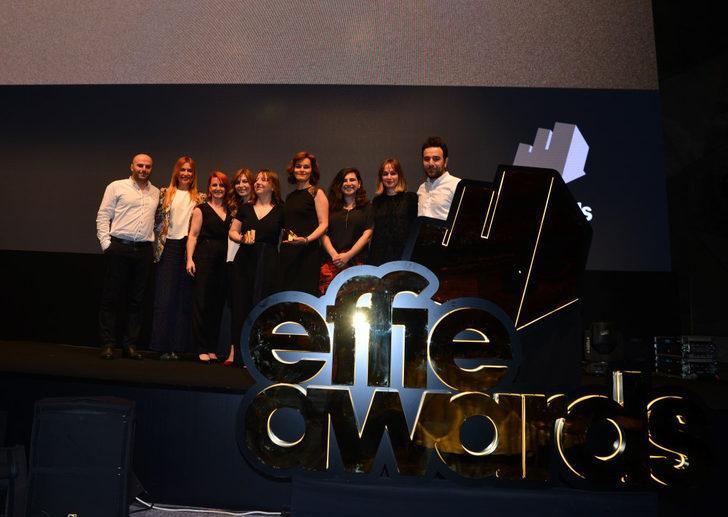 Golf Bravo Altın Effie ödülünün sahibi oldu