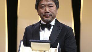 Cannes'da Altın Palmiye Japon Yönetmen Hirokazu'nun