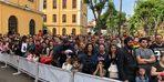 Fotoğraflar // Galatasaray Lisesi'nde kura heyecanı
