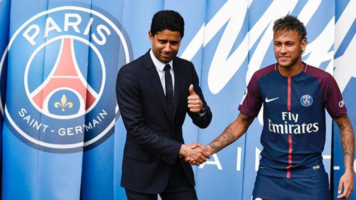 Neymar transferi için PSG Başkanı Nasır el-Halifi açık kapı bıraktı!