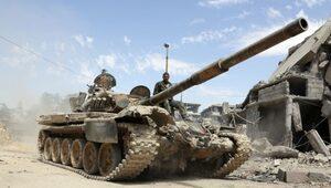 Suriye Ordusu Şam Yakınındaki Militanlara Operasyon Düzenliyor