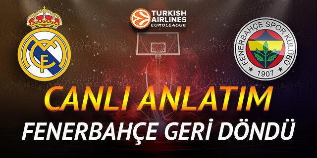 Fenerbahçe kupa için sahada
