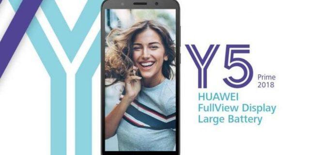 Huawei Y5 Prime (2018), raflardaki yerini alacak
