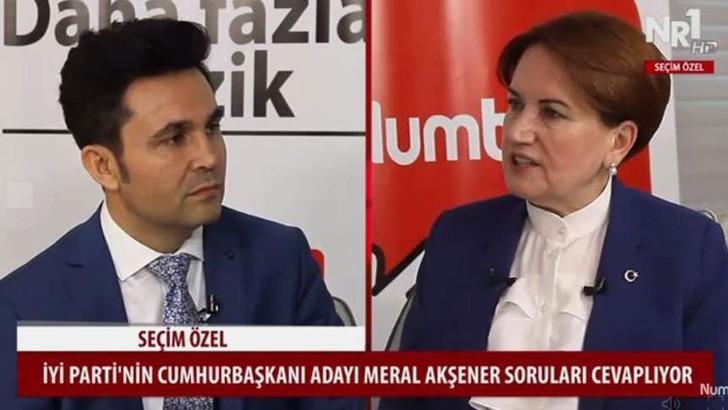 Meral Akşener, İçişleri Bakanı olduğu dönemi eleştirdi: Medyada bugünkü gibi karartma vardı