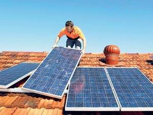 Güneş panellerinde maliyet düşüyor