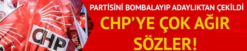 CHP'li aday, sıralamayı beğenmedi adaylıktan çekildi