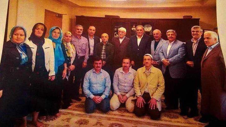 24 Haziran'da, AK Parti milletvekili adayı 5 ismin FETÖ ile fotoğrafı çıktı