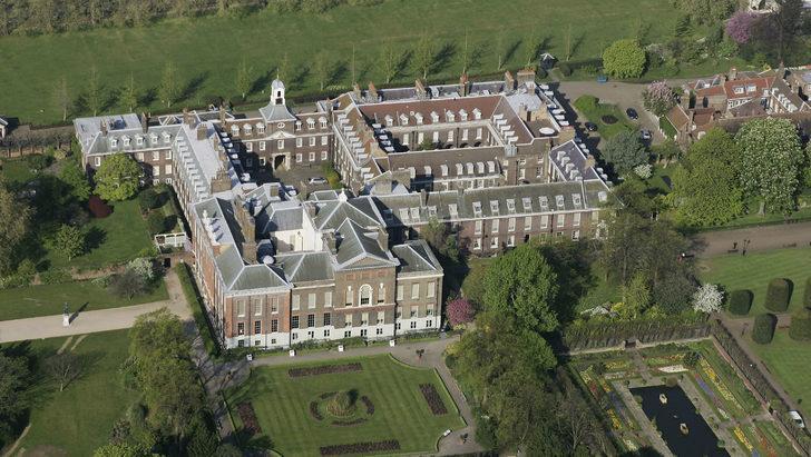 Kensington Sarayı nerede? Kensington Sarayı'na nasıl gidilir?