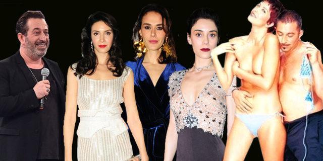İşte Cem Yılmaz'ın kadınları