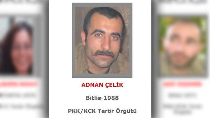 İçişleri Bakanlığı son dakika duyurdu: 'Kendal' kod adlı Adnan Çelik öldürüldü!