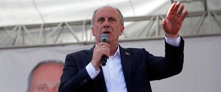 Muharrem İnce, dolar için 'tarihi çağrı yapacağım' dedi Cumhurbaşkanı Erdoğan'a böyle seslendi