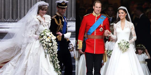 Kraliyet gelinleri ve en iyi gelinlik modelleri