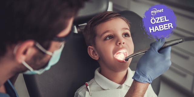 Çocuklarda diş sağlığı konusunda bu dört önemli maddeye dikkat!