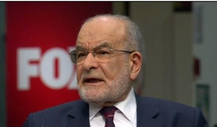 Saadet Partisi Lideri Temel Karamollaoğlu FOX TV'de Fatih Portakal'ın sorularını yanıtladı