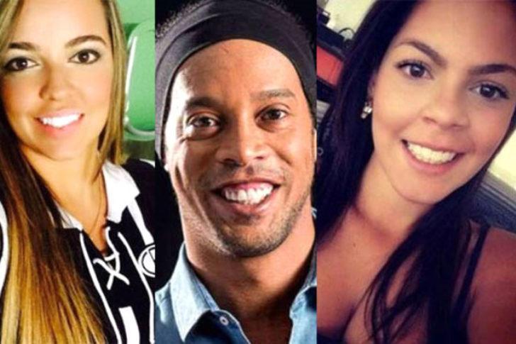 Brezilyalı yıldızın ikiliye 1500 sterlinlik bir hediye çeki verdiği de gelen haberler arasında. Hatta son seyahatlerinde onlara aynı parfümü hediye etmiş. Ocak ayında ikiliye aynı anda evlilik teklif eden Ronaldinho özel bir törenle de dünya evine girecek. Yıldız ismin kız kardeşi Deisi ise bu duruma karşı çıkıyor. Deisi düğüne katılmayacağını çoktan bildirdi. Düğünde Ronaldinho'nun komşusu ünlü müzisyen Jorge Vercillo sahne alacak. Yine birçok ünlü ismin düğüne gelmeleri bekleniyor. Mart ayında Japonya'ya giden Ronaldinho burada ikiliye videolarını paylaşmıştı.