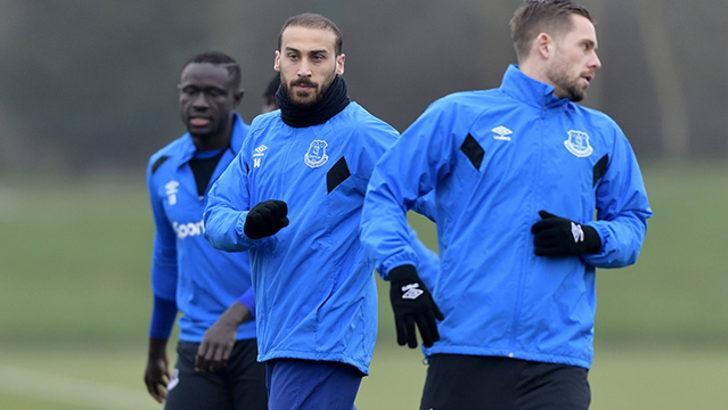 Everton'da Tom Davies ve Oumar Niasse krizi!