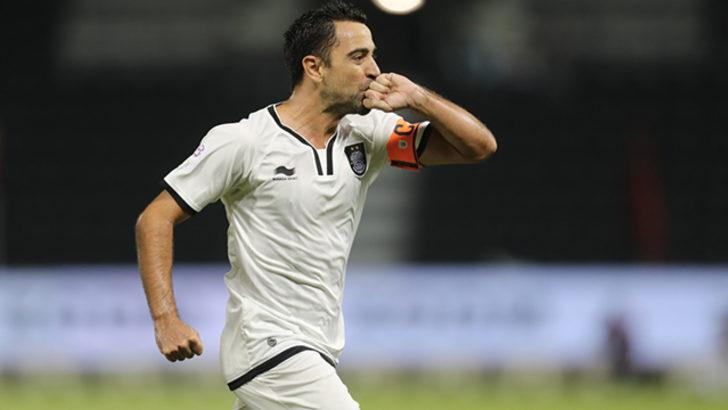 Xavi El Sadd ile sözleşmesini 2 yıl daha uzattı