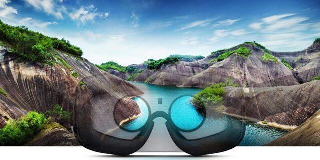 VR ekranı çağ atlıyor!
