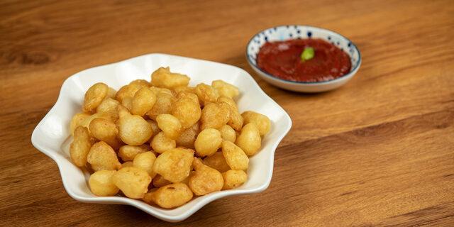 Patatesli lokma