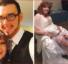 Kendinden 53 yaş küçük gençle evlendi