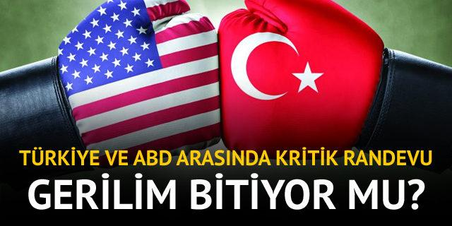 Türkiye ve ABD arasında Menbiç için yol haritası belirlendi! Bakanlar ABD'de buluşacak